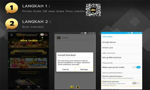 Cara Download Vivoslot Mobile Android Mudah